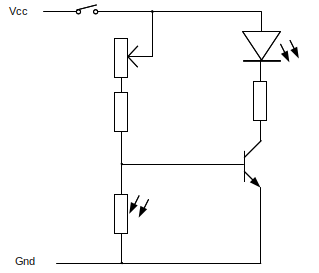 Circuit Diagram Light Sensor on outdoor photocell wiring diagram