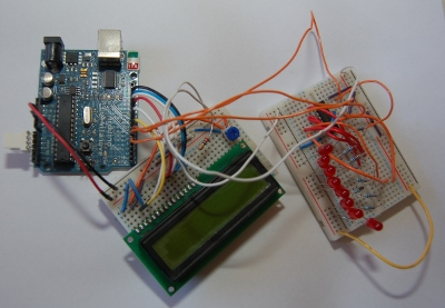 Arduino uno rfid reading record