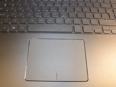 Clickpad / Touchpad on Dell 7000 series laptop