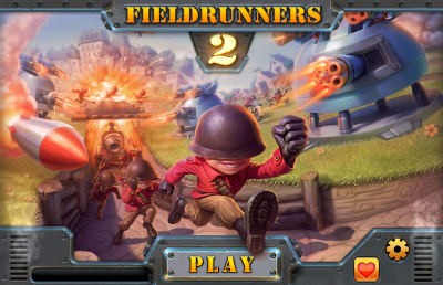 Field Runners 2 - Humble Bundle game for Linux and Android