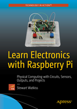 Learn Electronics with Raspberry Pi book