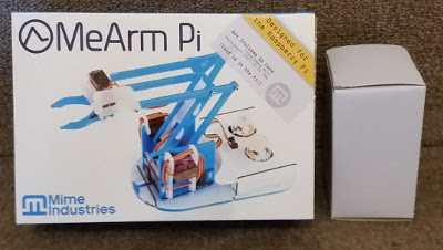 MeArm Pi robot arm kit