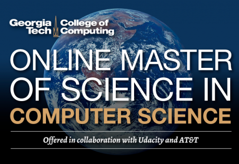 Online MSc in Computer Science OMSCS at Georgia Tech