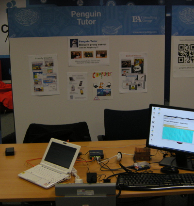 kidsafe proxy entry at the PA Consulting Raspberry Pi competition