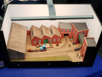 Small model railway - From Warley Model Railway Show 2018