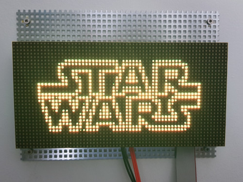 Star Wars Day - RGB Matrix - 4th May 2020