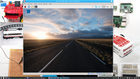 Raspberry pi 3 virtualbox image download