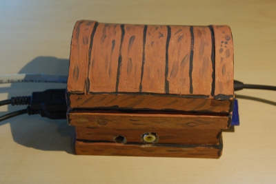 Raspberry Pirate - custom case for the Raspberry Pi