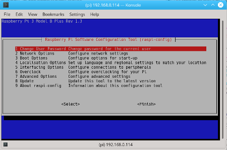 Running the Raspberry Pi headless with Debian Linux - Linux