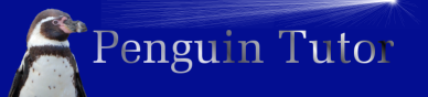Penguin Tutor Web Site Logo